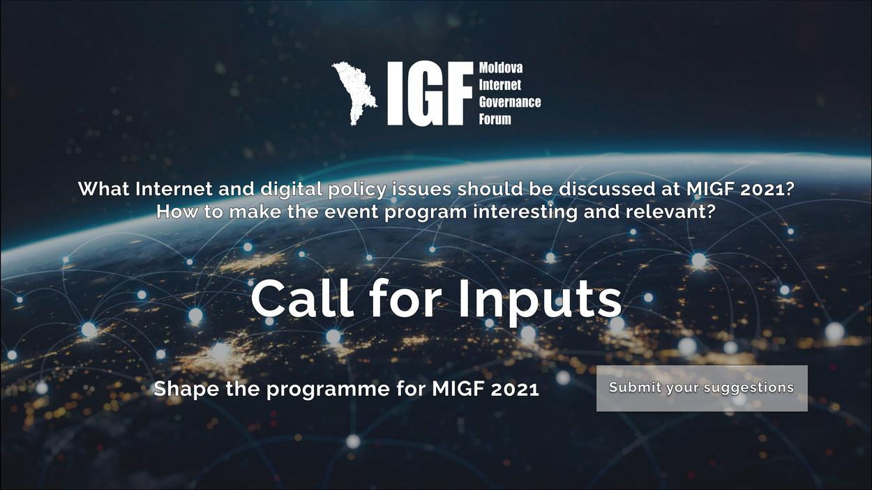Стартовал процесс планирования MIGF 2021